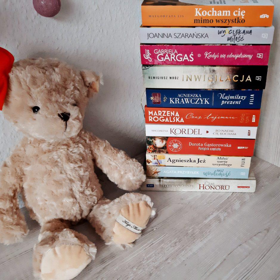 książki na walentynki