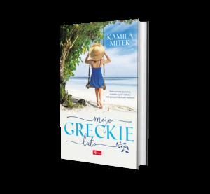 moje greckie lato kamila mitek recenzja